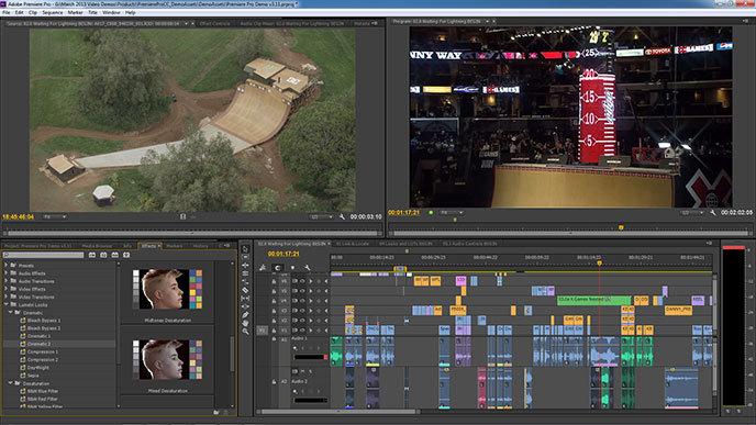 Premiere Pro CSNext