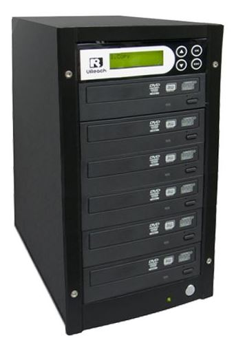 DVC Blu-ray duplicator