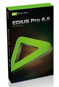 EDIUS 6.5 Box
