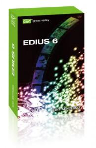 EDIUS 6 Box