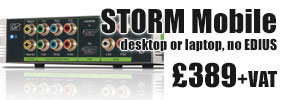Storm Mobile - no EDIUS - £389+VAT