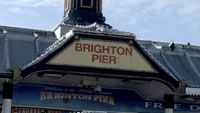 Brighton Pier 4K