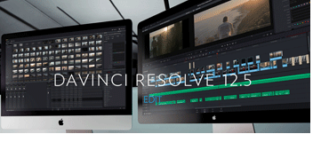 Editing in Resolve
